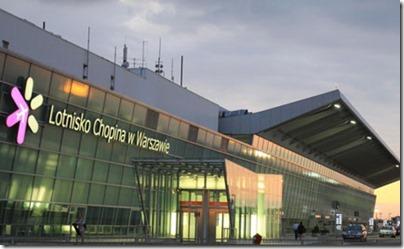 Varsóvia - Frédéric Chopin Airport
