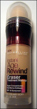 Maybelline Instant Age Rewind Makeup