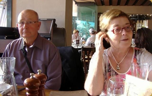 Barry & Kaymarie