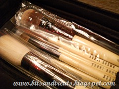 bobbi brown brush set 2, by bitsandtreats