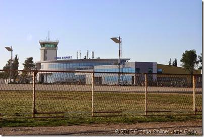 Ch 1 Zadar Airport