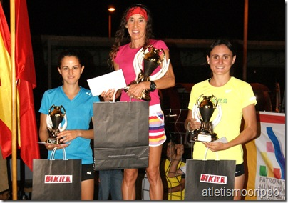 Podiúm General Femenina