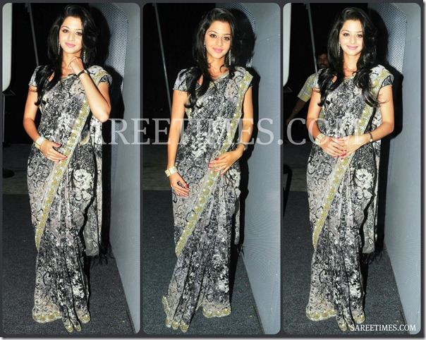 Vedika_Designer_Printed_Saree