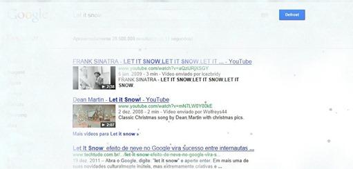 Neve no google