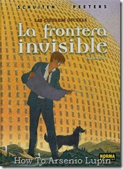 P00007 - Las ciudades oscuras  - La frontera invisible I #7
