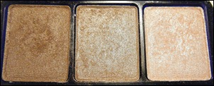 CoverGirl Shimmering Sands