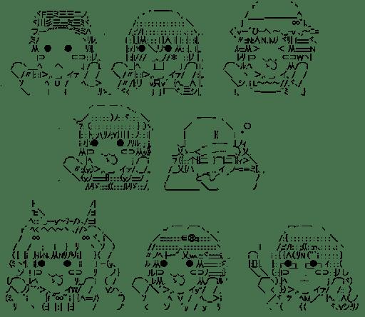 デフォルメ キャラクターズ (シュタインズ・ゲート)