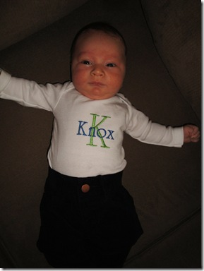 1.  Knox