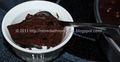 Gluten-Free Chai Crazy Cake