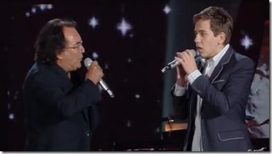 narcis iustin ianau in duet cu al bano la io canto 2011
