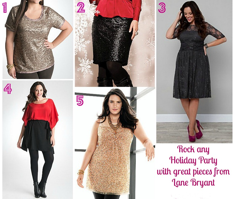 Holiday Style from Lane Bryant