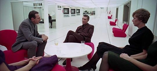 Djinn Chair 2001 Space Odyssey