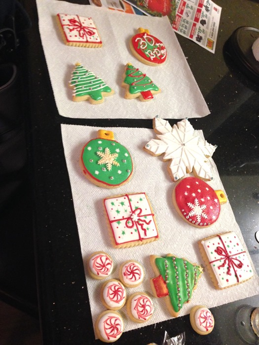 West Elm Holiday Cookie Decorating Workshop Marilyn Johnson sue's photo