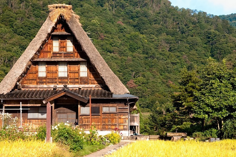 gassho-zukuri farmhouse-8