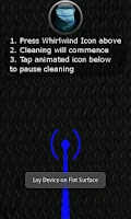 Screenshot of Speaker Clean