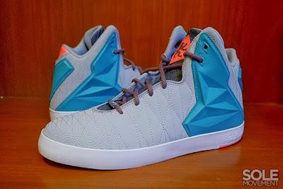 nike lebron 11 nsw sportswear lifestyle miami vice 2 05 A Better Look at Nike LeBron XI NSW Lifestyle Miami Vice