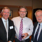 David Hassell, Peter Brooks and Andrew Jeffery