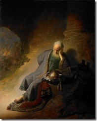JeremiahLamenting-Rembrandt