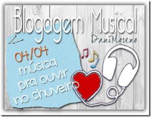 Imagem da Blogagem Coletiva Musical do Blog Moça de Família