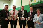 Kilcormac Cantata Album Launch- By Vincent Kennedy and the Kilcormac Community