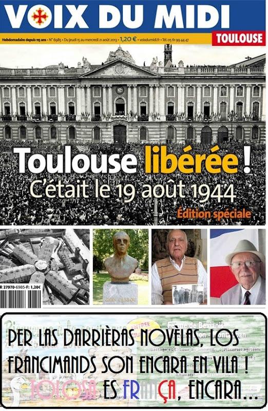 Liberacion de Tolosa