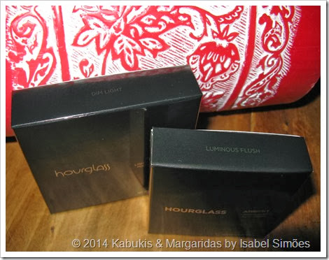 Hourglass Ambient Lighting Powder and Blush