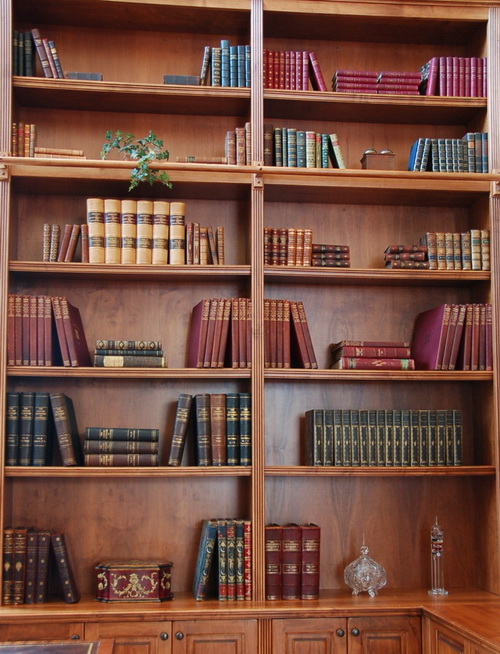 Impressive Home Library Design Ideas 500 x 654 · 139 kB · jpeg