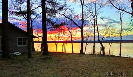 2. 4-27-14 Maquoit Bay sunset