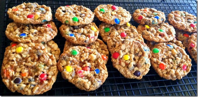 M&M Cookies from Ann Romney
