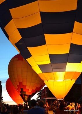 Balloonfest Glo