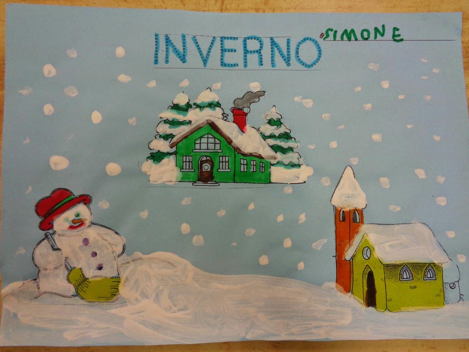 Scuola Dell 39 Infanzia Di Vigone Inverno