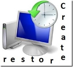 restore point in windows