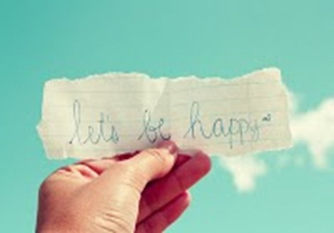 lets be happy