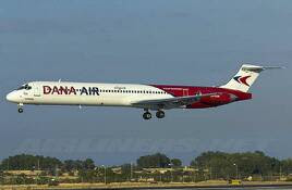 DANA flew with lone engine from Lagos to Abuja