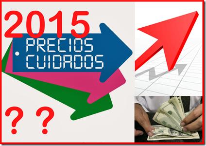 Precios Cuidados 2015
