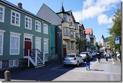 National Day in Reykjavik