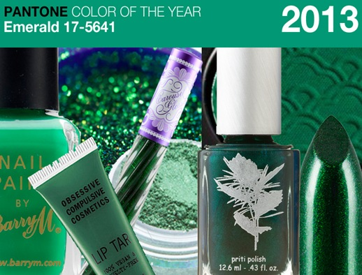 Emerald-green-makeup-cosmetics-Pantone-2013