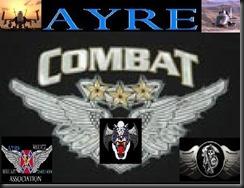 ayre combat logo