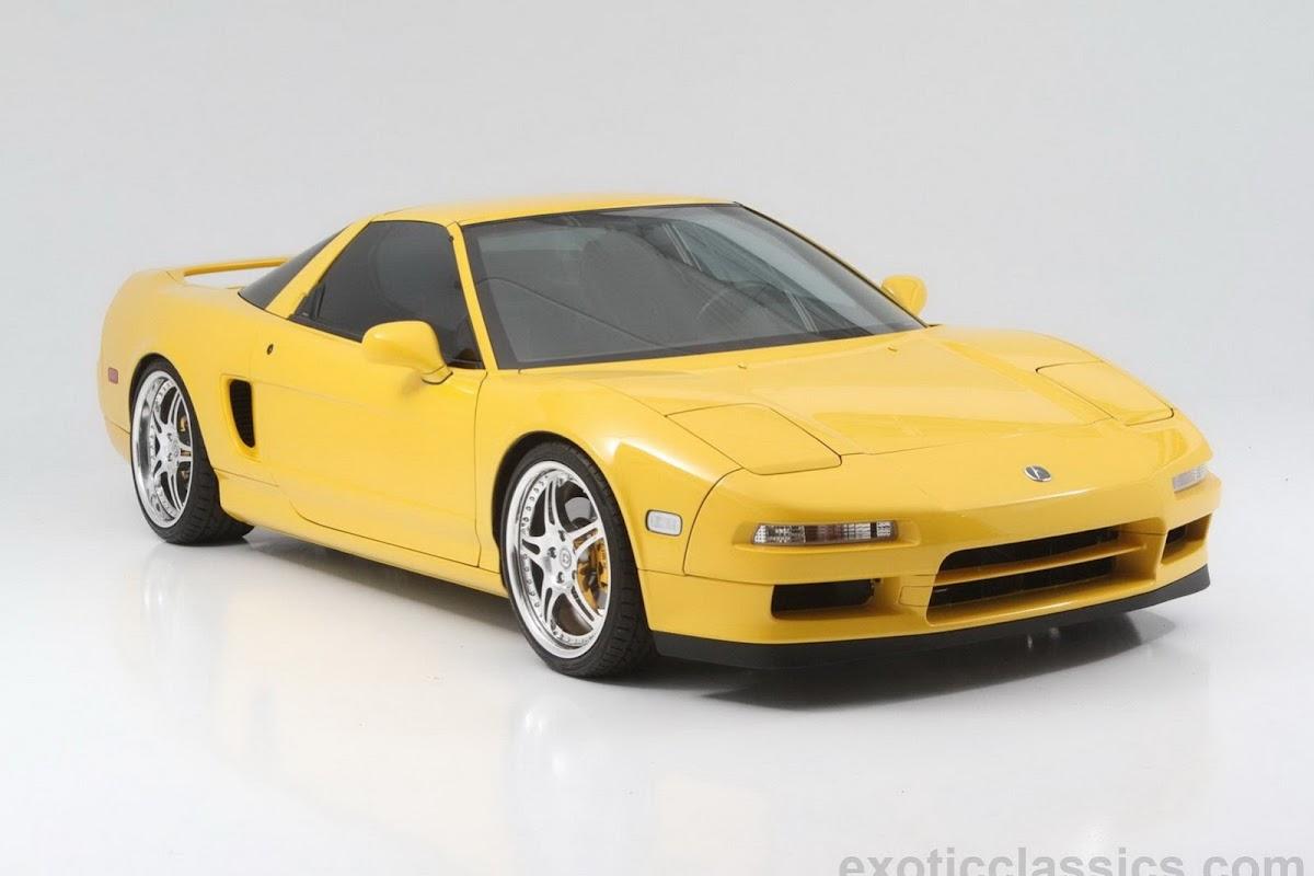 1991 acura nsx 01