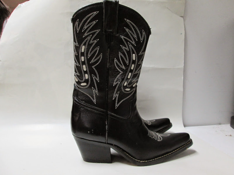 Jeffrey Campbell Frontier Boots