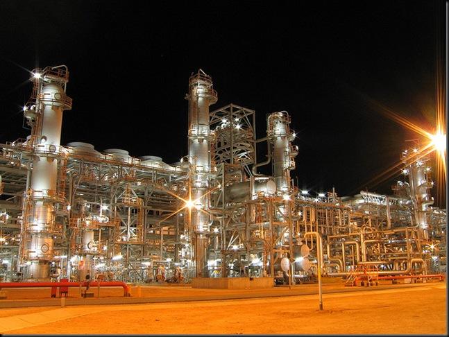 Gas Compession plant