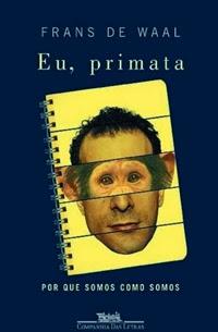 livro Eu, Primata