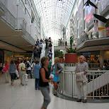 eaton centre downtown toronto in Toronto, Ontario, Canada