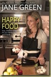 Happy Food by Jane Green - Thoughts in Progress