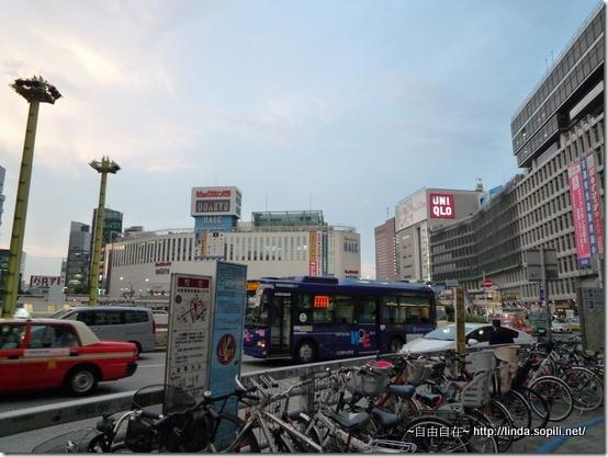 新宿駅-西口