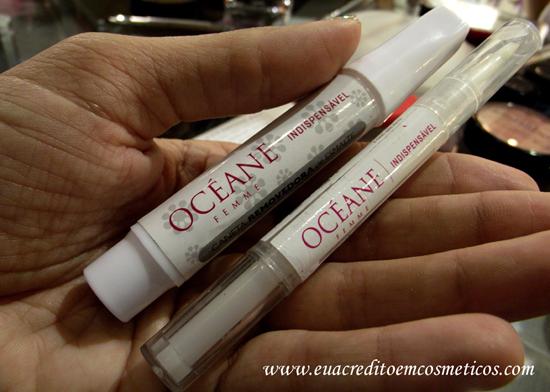 Oceáne Femme - Caneta removedora de esmaltes e hidratante de cutículas