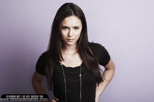 nina dobrev linda sensua sexy sedutora fotos Vampire Diaries desbaratinando (21)