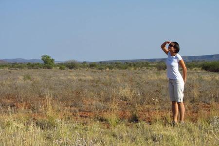 Alice Springs primii pasi in desert