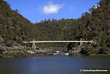 Cataract Gorge and bridge