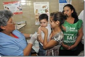 Comienza la primera etapa de vacunación contra la gripe en La Costa